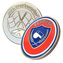 Soccer Referee Flip Coin