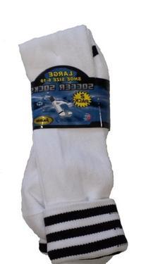 Franklin Soccer Socks 2 Pack Large Shoe size 6-10