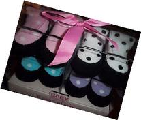 Baby Essentials 4-pairs Of Socks 0-6 months