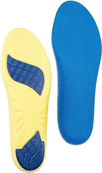 Sof Sole Athlete Insoles, 11-12.5