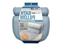 Soft Bath Spa Pillow Comfort Neck & Back Open Air Fiber