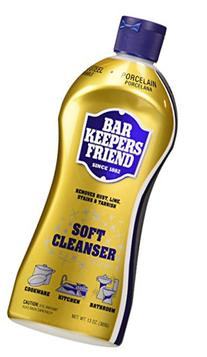 Bar Keepers Friend Soft Cleanser for Stainless Steel /