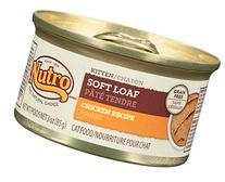 Nutro Soft Loaf Kitten Wet Cat Food, Chicken, 3 oz