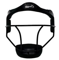 Champion Sports Softball Fielder's Face Mask, Black