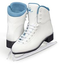 SoftSkate by Jackson GS181 Misses Ice Skates White with