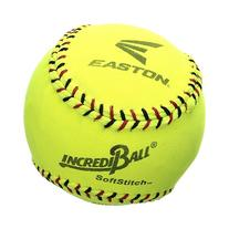 Easton SoftStitch IncrediBall, Yellow, 11-inch