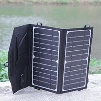 KINGSOLAR™ 13W Solar Charger Foldable Portable Solar Panel
