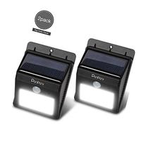 Solar Motion Sensor Light, Panpany Solar Powered