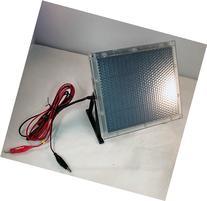 12-Volt Solar Panel Charger for 12V 8Ah Big Game Feeder