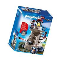 Playmobil Soldiers Lookout with Beacon