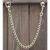 Intrepid International Solid Brass Chain, 24-Inch
