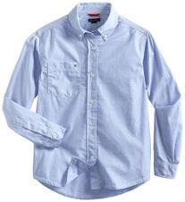Ralph Lauren Boys' Solid Button Down Shirt - Sizes 2-7