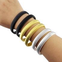 World Pride Solid Color Elastic Bracelet Shirt Sleeve