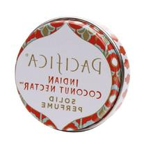 Pacifica Solid Perfume, Indian Coconut Nectar 0.33 oz