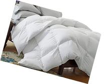 Superior Solid White Down Alternative Comforter, Duvet