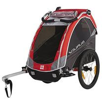 Burley Design Solo Child Bike Trailer, Red