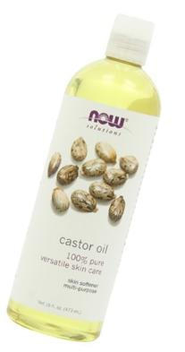 NOW Solutions Castor Oil, 100 % Pure, 80 fl oz