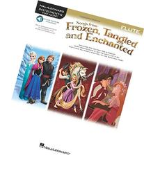 Songs from Frozen, Tangled and Enchanted: Flute