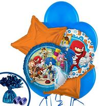 Sonic Boom Party Supplies - Balloon Bouquet