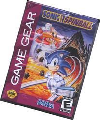 Sonic Spinball  SONIC The Hedgehog PINBALL