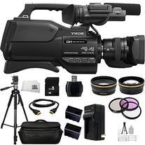 Sony HXR-MC2500E HXRMC2500E Shoulder Mount AVCHD Camcorder