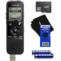 Sony ICD-PX440 Stereo IC MP3 Digital Voice Recorder Built-in