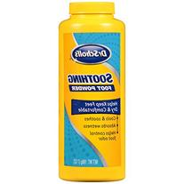 Dr. Scholl's Soothing Foot Powder, 7-Ounce
