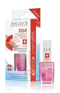 Eveline Cosmetics SOS Brittle and Broken Nail Treatment