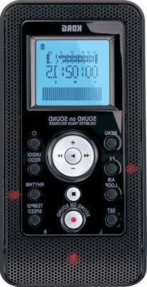Korg SOS SR1 Sound On Sound Unlimited Track Recorder with