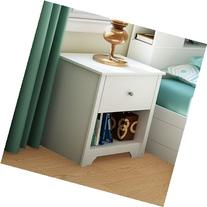 South Shore 3150062 Night Stand - Pure White