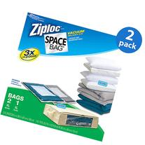 Ziploc Space Bag 3 count Variety Pack