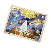 Melissa & Doug Space Voyage Wooden Jigsaw Puzzle