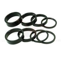 "Wheels Manufacturing 40mm 1-1/8"" headset spacer Black each"