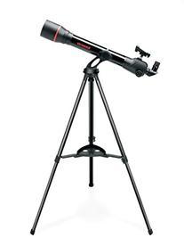 Tasco 70x800mm Spacestation Black Refractor Az Red Dot