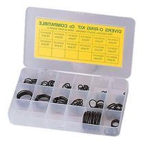 Spare 140 Viton O-rings Kit for Scuba Dive Nitrox Regulator