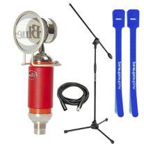 Blue Microphones Spark w/ Shockmount, Pop Filter, Stand, XLR