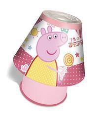 Spearmark Peppa Pig Fun Fair Kool Lamp, Pink