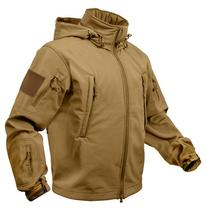 ROTHCO SPECIAL OPS TACTICAL SOFTSHELL JACKET - COYOTE - L