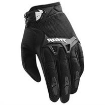 Thor Spectrum 2015 Youth MX Gloves Black LG