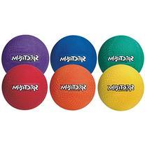 "S&S Worldwide 8-1/2"" Spectrum Playground Balls"