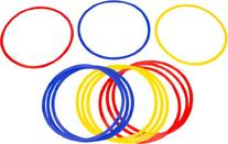 Trademark Innovations Speed and Agility Training Rings ,