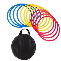 Trademark Innovations Speed and Agility Training Rings with