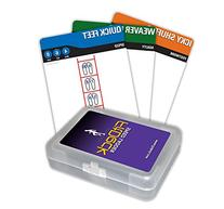 Fitdeck Exercise Playing Cards for Guided Fitness Equipment