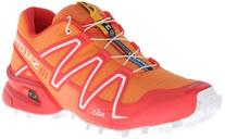 Salomon Women's Orange Feeling/Papaya-B/White Speedcross 3