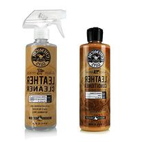 Chemical Guys Leather Cleaner and Conditioner Complete