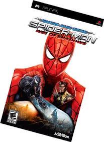 Spider-Man - Web of Shadows - PSP