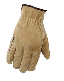 Large Spltcwhid Leather Glove 1012L