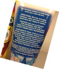 Nickelodeon Sponge Bob Square Pants Shampoo