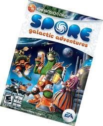 Spore Galactic Adventures Expansion Pack - PC/Mac, Requires