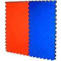 "TechnoMat Sportime Interlocking Foam Panel Mat, 24"" x 48"","